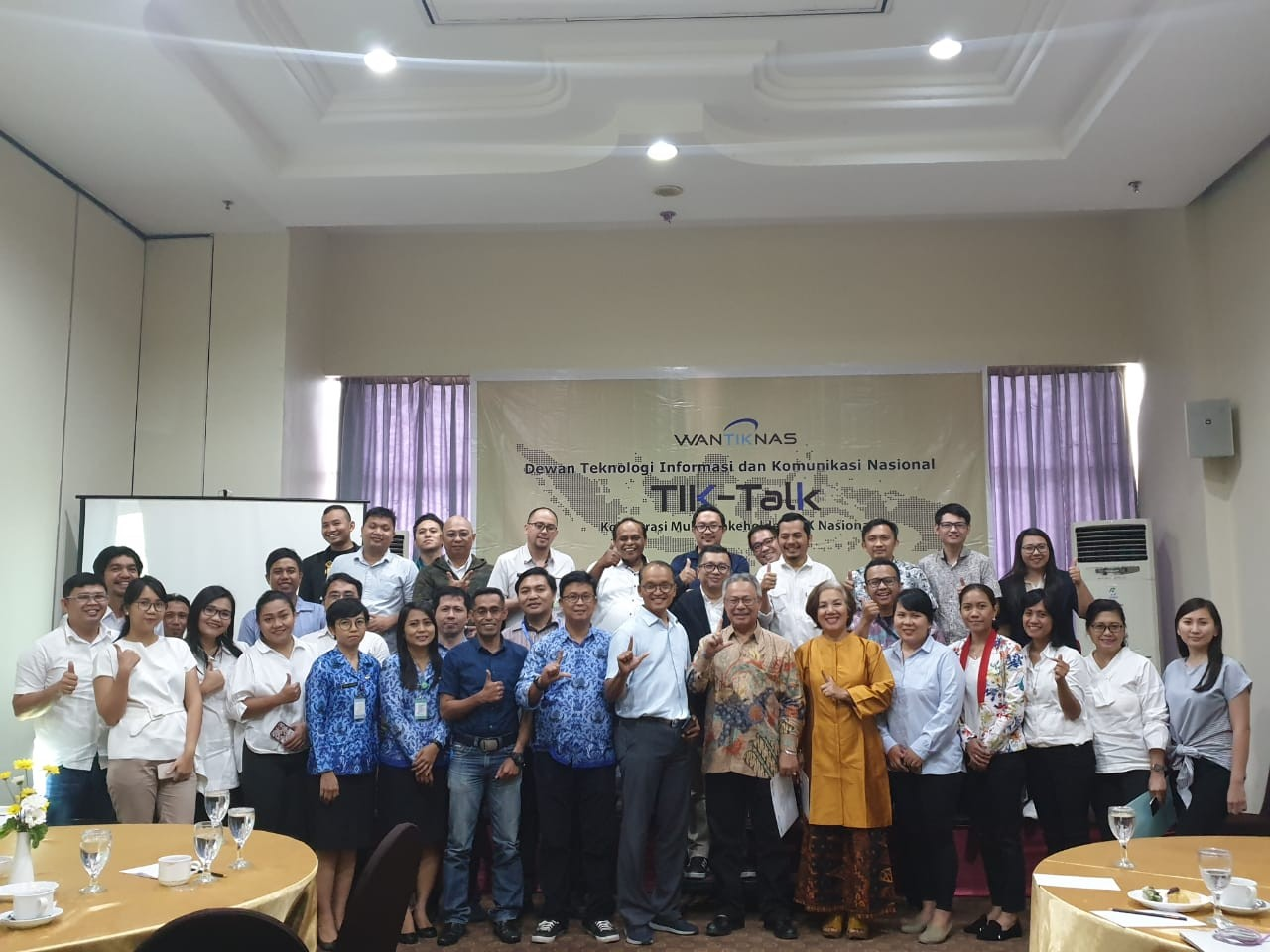 Link and Match SDM TIK di Era Digital: Menyiapkan Talenta Digital Lokal Siap Kerja, Siap Wirausaha