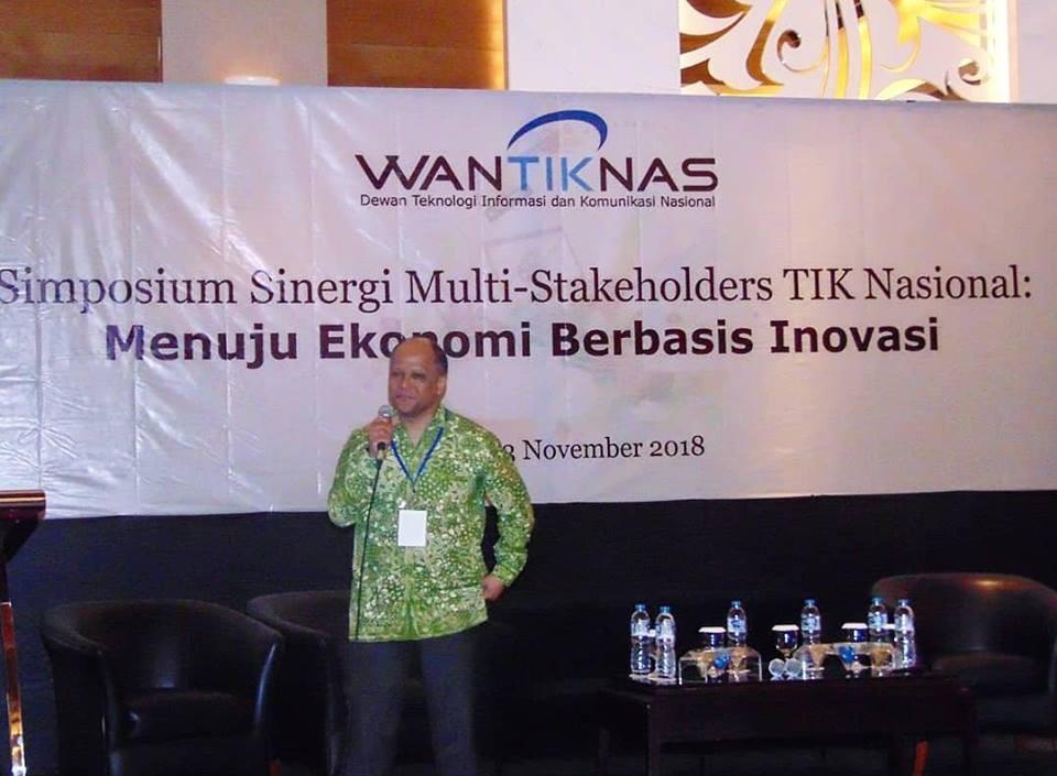 Ajak Stakeholder Dorong Ekonomi Digital, Wantiknas Gelar Simposium Nasional Ekonomi Berbasis Inovasi