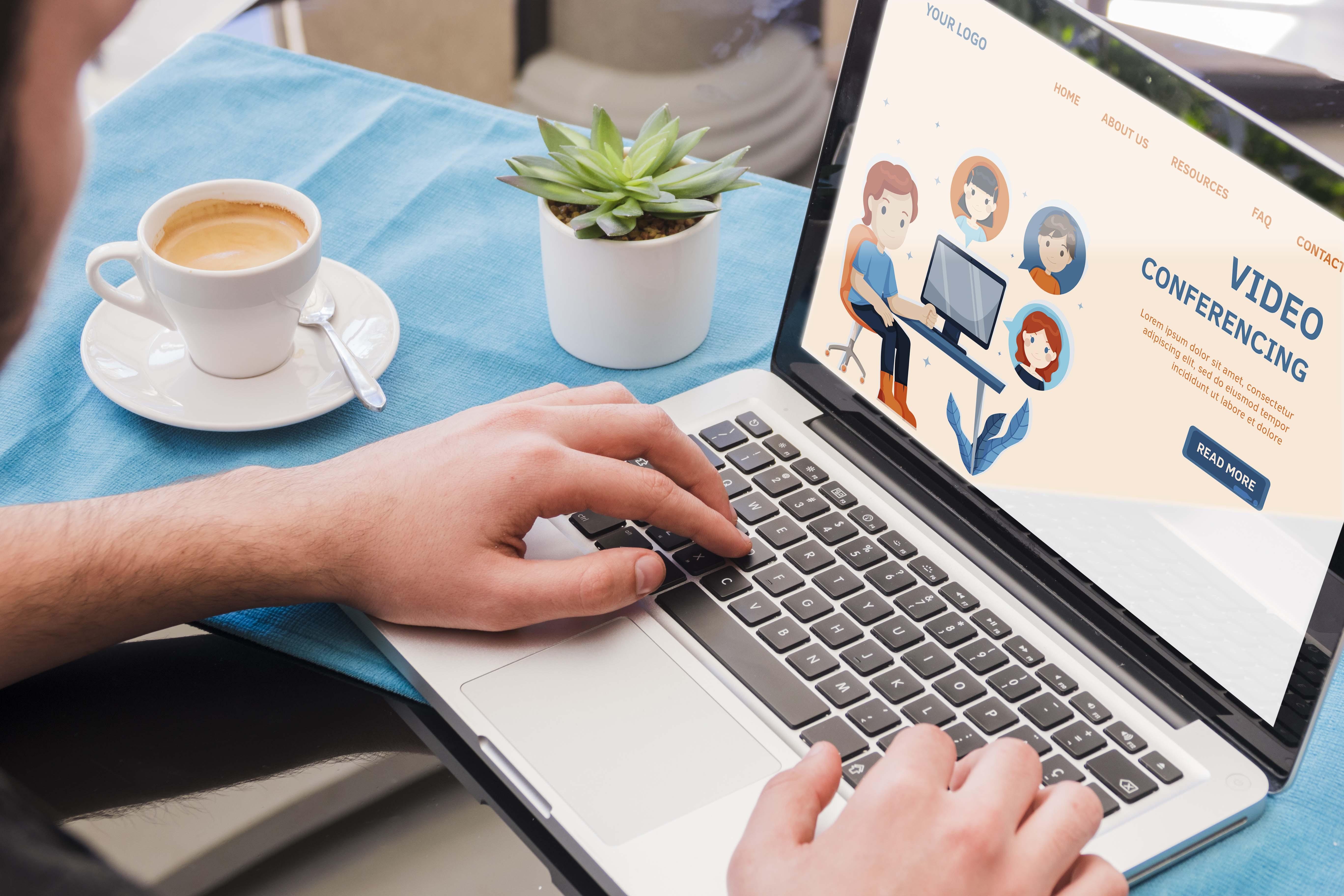 Langkah Aman dalam Penggunaan Aplikasi Konferensi Virtual