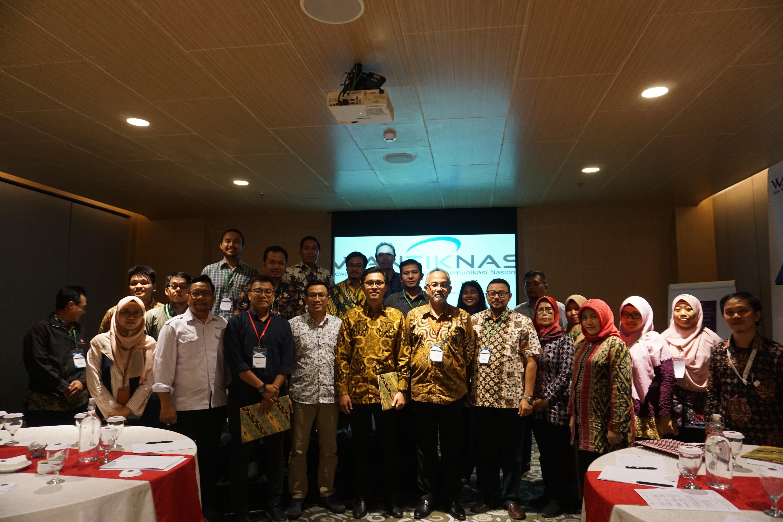 Simposium Koordinasi Dan Sinergi Multi-Stakeholders TIK: Transformasi Digital Untuk Indonesia Maju Di Era 4.0