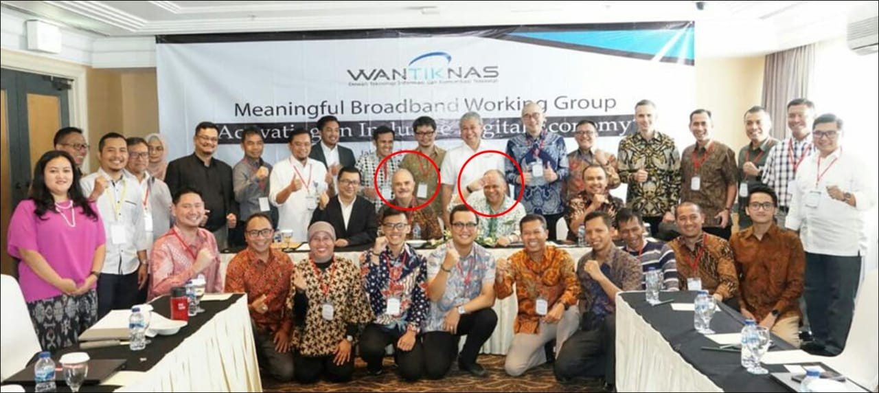 MEANINGFUL BROADBAND WORKING GROUP MEMBAWA BIG DATA DAN E-AGRIKULTUR KE DALAM NEW NORMAL
