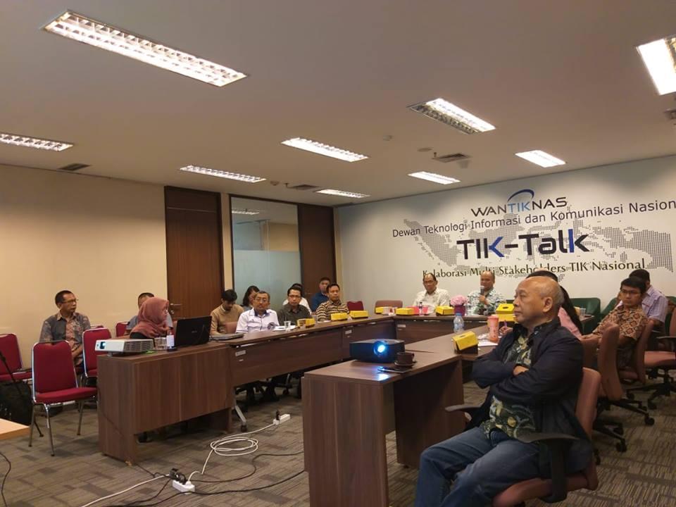 Ilham Habibie: Diskusi dengan Negara Maju Kesempatan Penting dalam Implementasi Industri 4.0