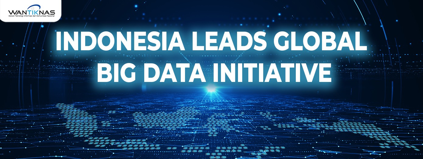 Indonesia Leads Global Big Data Initiative