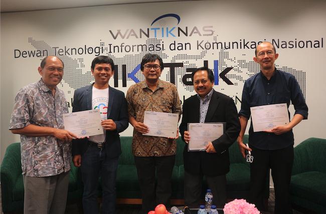 Jaringan Intra Sistem Pemerintahan Berbasis Elektronik Cikal Bakal Jaringan Intranet Nasional